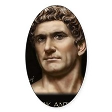 23X35 Mark Antony Print Decal