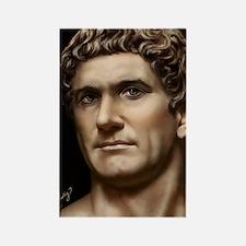 16X20 Mark Antony Print Rectangle Magnet