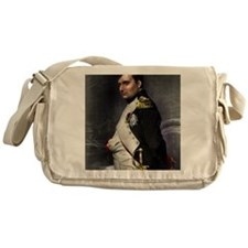 9X12 Napoleon Print Messenger Bag