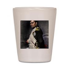 9X12 Napoleon Print Shot Glass