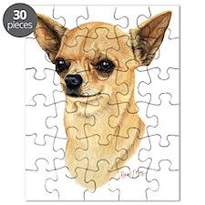 Chihuahua Dark copy Puzzle