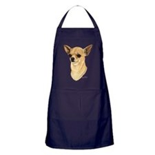 Chihuahua Dark copy Apron (dark)