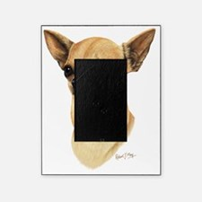 Chihuahua Dark copy Picture Frame