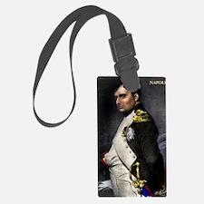 16X20 Napoleon Print Luggage Tag