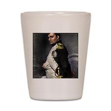 16X20 Napoleon Print Shot Glass