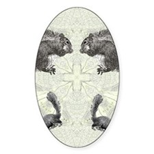 Squirrel FlipFlops Decal