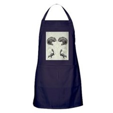 Squirrel FlipFlops Apron (dark)