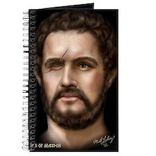 9X12 Philip II of Macedon Print Journal