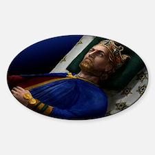 9X12 Richard I Print Decal