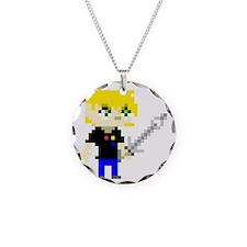 8-bit i81up Necklace