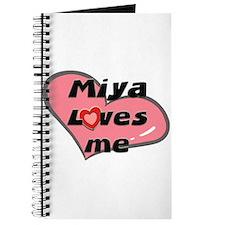 miya loves me Journal
