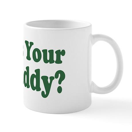 Who's Your Paddy Mug
