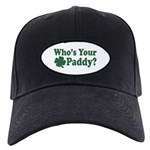 Who's Your Paddy Black Cap