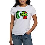 Ireland Flag Shamrock Women's T-Shirt