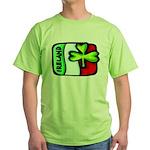 Ireland Flag Shamrock Green T-Shirt