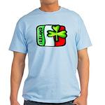 Ireland Flag Shamrock Light T-Shirt