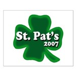 St. Pat's 2007 Small Poster