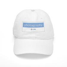 10x10 LIKE Photography Image Baseball Cap