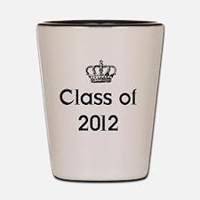 10x10_Class of 2012 Crown (BLK) BACK Im Shot Glass