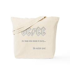 OC-CC front w Tote Bag