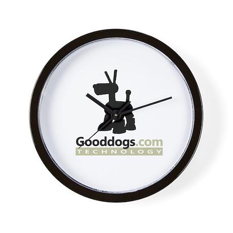 Gooddogs.com Wall Clock