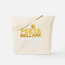 Peeta Thing -dk Tote Bag