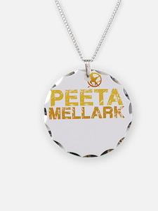 Peeta Thing -dk Necklace