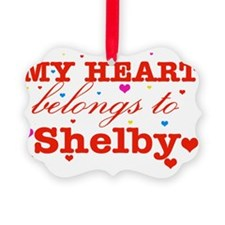 Shelby Ornament