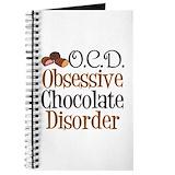Chocolate Journals & Spiral Notebooks