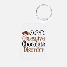 Cute Chocolate Keychains