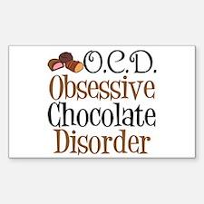 Cute Chocolate Decal