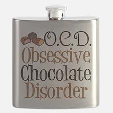 Cute Chocolate Flask