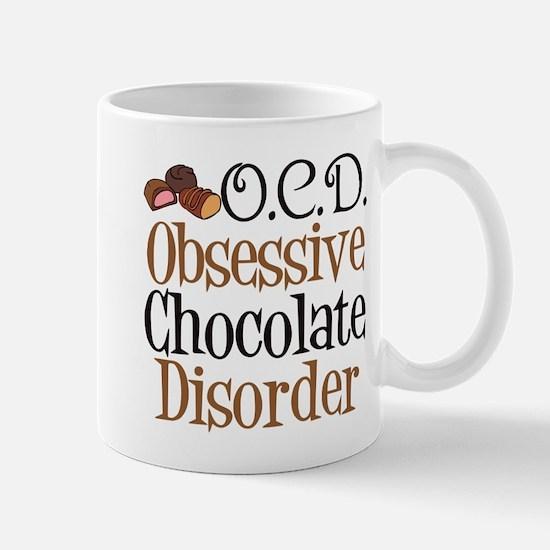 Cute Chocolate Mug