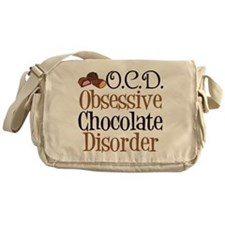 Cute Chocolate Messenger Bag