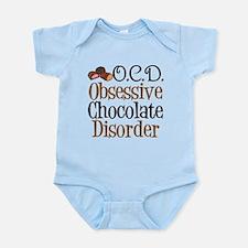 Cute Chocolate Infant Bodysuit