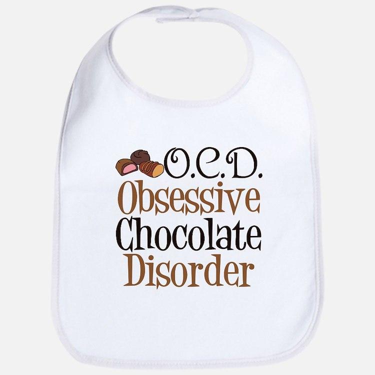 Cute Chocolate Bib