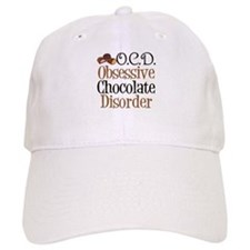 Cute Chocolate Baseball Cap