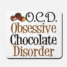 Cute Chocolate Mousepad