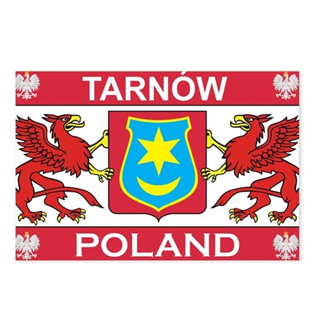 Tarnow Postcards (Package of 8)