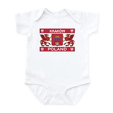 Krakow Infant Bodysuit