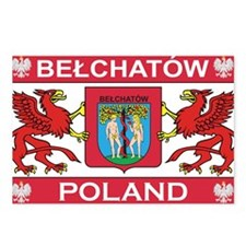 Belchatow Postcards (Package of 8)