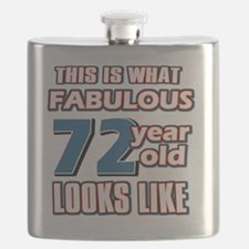 72 yrs fabulous Flask