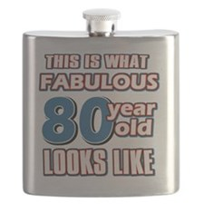 80 yrs fabulous Flask