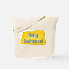 Baby Nathanael Tote Bag