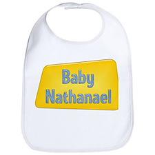 Baby Nathanael Bib