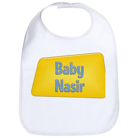 Baby Nasir Bib