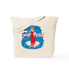 Foxtrot Tote Bag