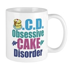 Cute Cake Mug