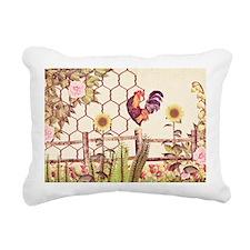 bag-9 Rectangular Canvas Pillow