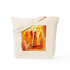 yoga sacral shirt Tote Bag